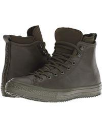 dcaeaaac040a Converse - Chuck Taylor All Star Waterproof Boot - Hi - Lyst