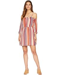 Jack BB Dakota - Eternal Sunshine Striped Dress - Lyst