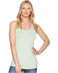 7bd75c1b68f077 Lyst - Hurley Solid Perfect Tank Top in Orange