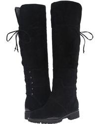 Nine West - Mavira Suede Knee-high Boot - Lyst
