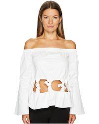 Zac Zac Posen - Stacie Shirt - Lyst
