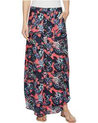 Roxy - Sunset Islands Skirt - Lyst