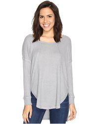 Culture Phit - Luca Long Sleeve Thermal Top - Lyst
