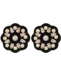 Kate Spade - Desert Garden Button Studs Earrings - Lyst