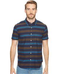 Lucky Brand | Short Sleeve Ballona Shirt | Lyst