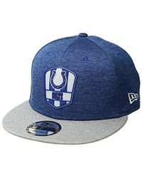more photos 99870 40a16 KTZ Indianapolis Colts Traveler Bucket Hat in Blue for Men - Lyst