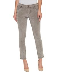 Jag Jeans - Mera Skinny Ankle In Plush Waffle Knit - Lyst
