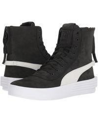 Lyst - PUMA Weeknd X Xo Parallel Men s High-top Sneaker in White for Men 2d32b5bb6