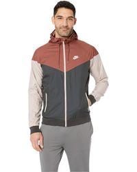 f62882a13a Nike - Sportwear Windrunner Jacket - Lyst