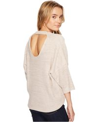 Bishop + Young - Ana Back Detail Sweater - Lyst