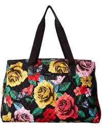 Vera Bradley - Triple Compartment Travel Bag - Lyst
