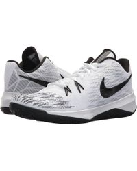 d1754f0e6f0e Lyst - Nike Zoom Evidence Iii in Black for Men - Save 7%