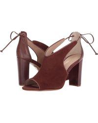 57a315cbbb4d Lyst - Taryn Rose Stephanie Open-toe Wedge Sandal in Black