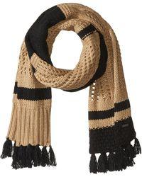 Sorel - Cozy Knit Scarf - Lyst