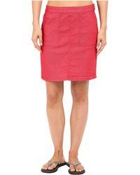 Prana - Kara Skirt - Lyst