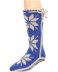 Woolrich - Chalet Sock Ii - Lyst