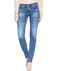 AG Jeans - Harper In 10 Years Cambria - Lyst