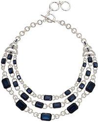 "Lauren by Ralph Lauren - 17"" Drama Collar Necklace - Lyst"