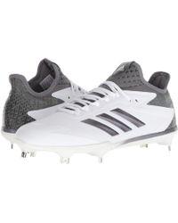 323e485667b9 Lyst - adidas Adizero Afterburner 4 S Baseball Shoes in Black for Men