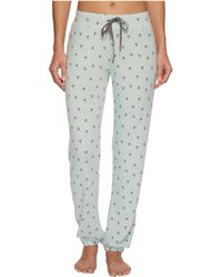 Pj Salvage - Peachy Party Joggers - Lyst