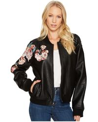 Joe's Jeans | Embroidered Poly Jacket | Lyst