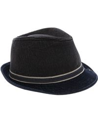 Replay - Unisex Denim Hat - Lyst