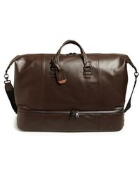 Vince Camuto | 'sezze' Leather Duffel Bag | Lyst