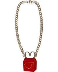 Pixie Market - Happy Meal Necklace - Lyst