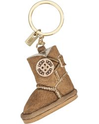 UGG - Bailey Boot Charm Keyring - Lyst
