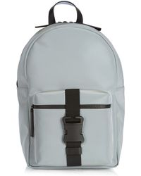 Christopher Kane - Safety Buckle Reflective Backpack - Lyst