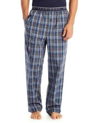 Hugo Boss Long Pant Ew  Cotton Lounge Pants - Lyst