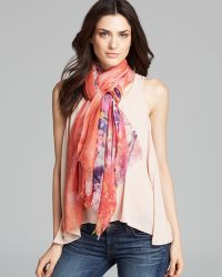Pashma - Floral Scarf - Lyst
