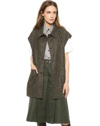 Creatures of the Wind - Mizar Vest - Forest - Lyst
