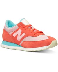 New Balance Women'S 620 Capsule Casual Sneakers From Finish Line - Lyst