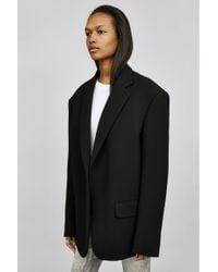 Faith Connexion | Bonded Wool Classic Jacket | Lyst