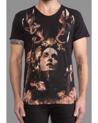 Sons Of Heroes Madussa Graphic Tee in Black - Lyst