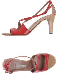 L'Autre Chose Highheeled Sandals - Lyst