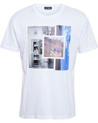 Raf Simons Couple T-Shirt - Lyst