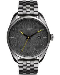 Nixon 'Bullet' Analog Watch gray - Lyst