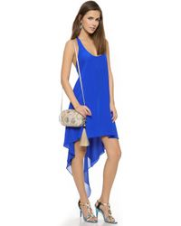 Charlie Jade - High-low Dress - Cobalt - Lyst