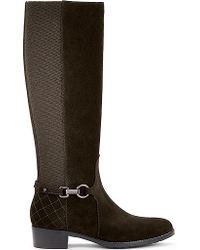 Aquatalia by Marvin K Oralie - Tall Boot - Lyst