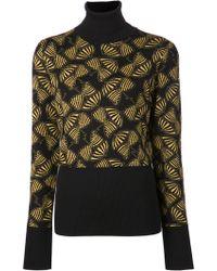 Duro Olowu - Umbrella Bow Print Sweater - Lyst