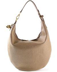 Alexander McQueen Padlock Hobo Shoulder Bag - Lyst