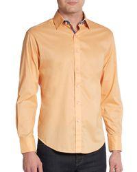 Robert Graham Torino Woven Sportshirt - Lyst