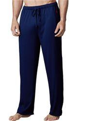 Polo Ralph Lauren Supreme Comfort Jersey Pajama Pants - Lyst