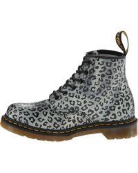 Dr. Martens 101 6-Eye Boot - Lyst