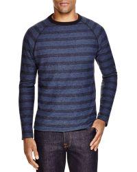 Billy Reid - Indian Crewneck Sweater - Lyst