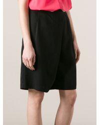 Kai-aakmann - Loose Fit Bermuda Shorts - Lyst