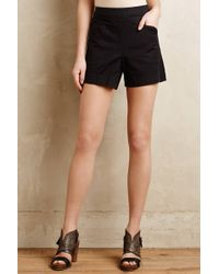 Cartonnier - Latticework Textured Shorts - Lyst