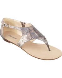 Nine West Wipeout Sandal - Lyst